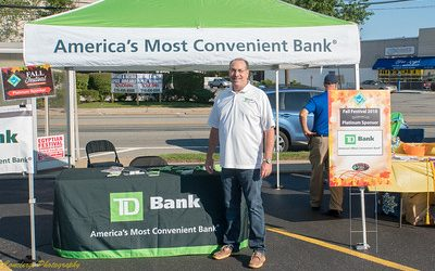 Platinum Sponsor Profile: Rich Leshaw, Manager, TD Bank Plainview