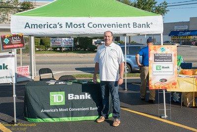 Platinum Sponsor Profile: Rich Leshaw, Manager, TD Bank Plainview