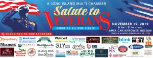 Multi-Chamber Salute to Veterans Networking Event @ American Airpower Museum