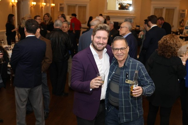 Annual Dinner Celebrates Members